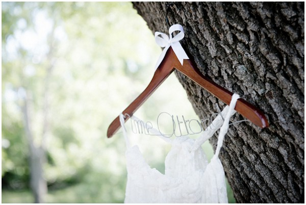 bridal coathanger