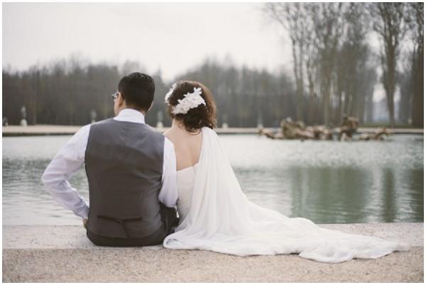 bride groom lake