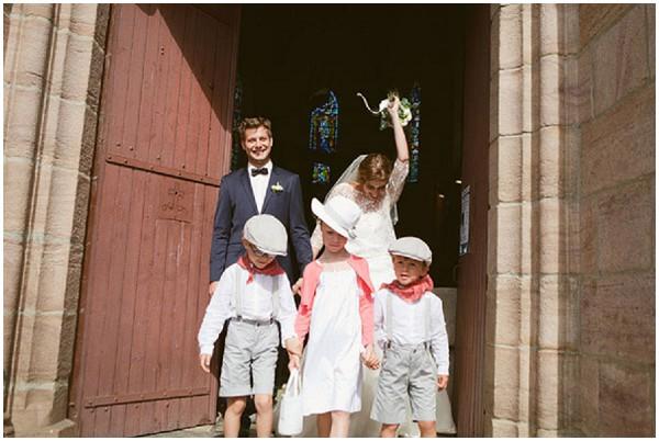 brittany wedding ceremony