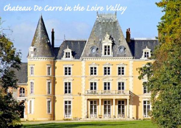 chateau de carre