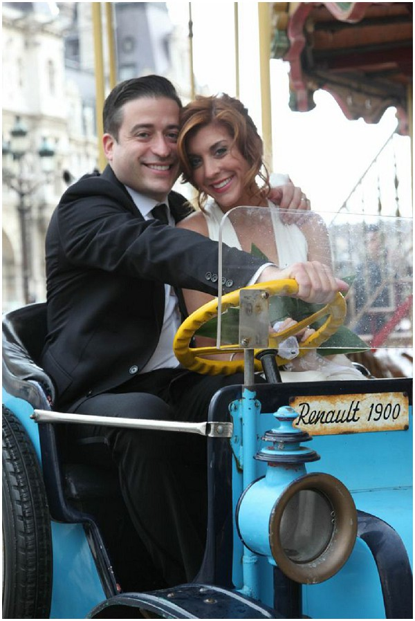 cute wedding picture