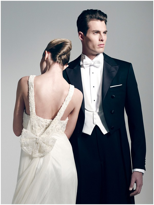 glamour wedding dress