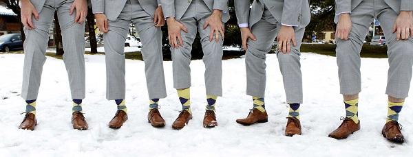 grooms snow