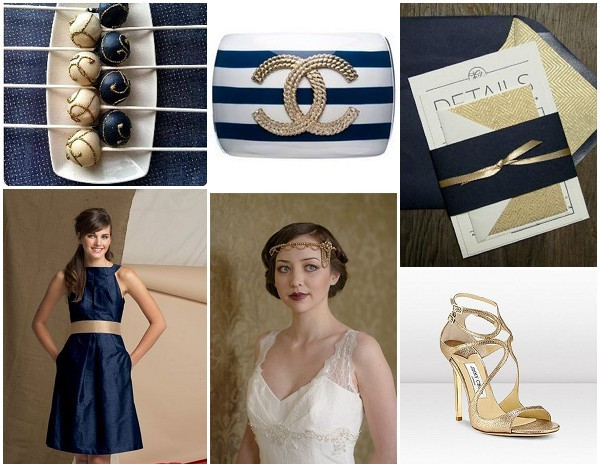 nautical glamour wedding-themefeature