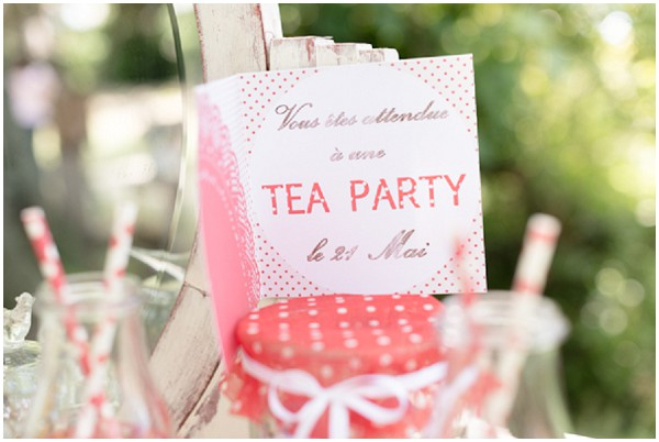 teaparty stationery