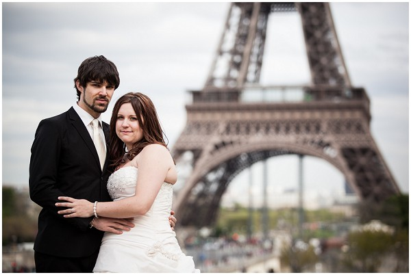 trash the dress eiffel tower