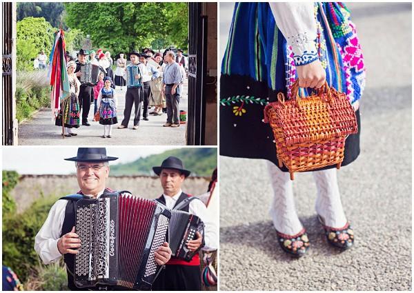 Portuguese Folklore band