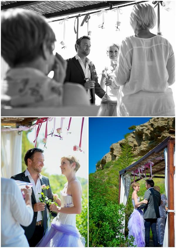 Sainte Croix Abbaye wedding