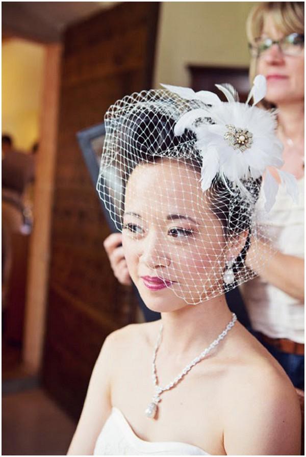 Taiwanese bride