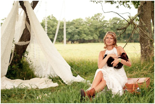 bride chicken