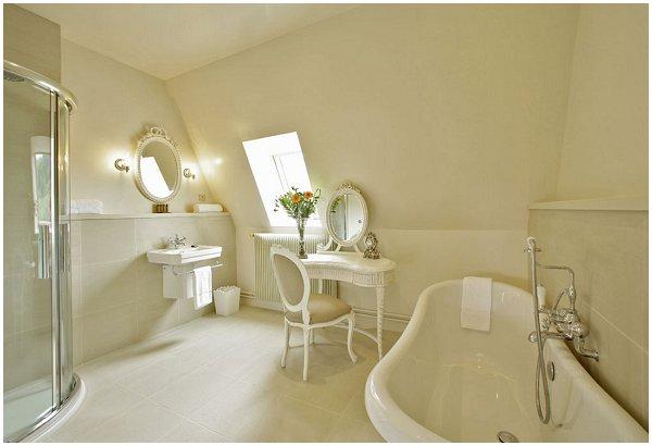 chateau interior design