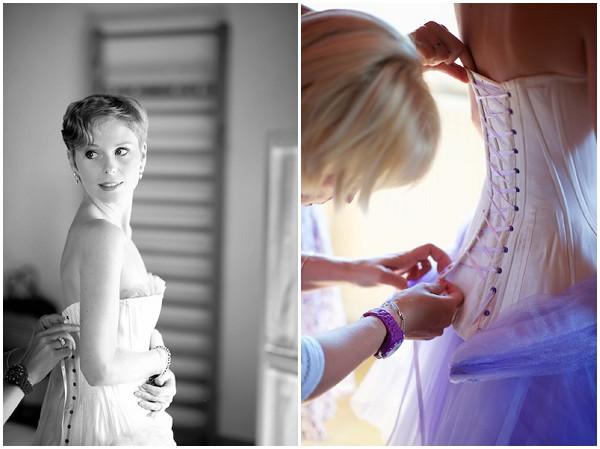 corsete wedding dress