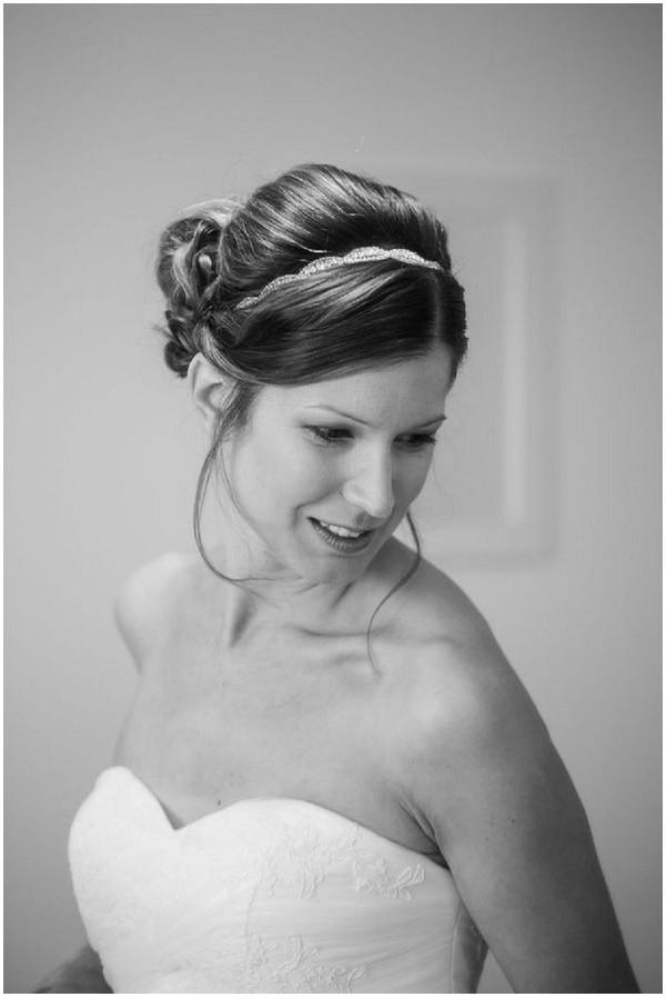 demure bride sweetheart neckline