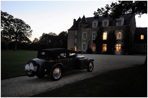 manor house france