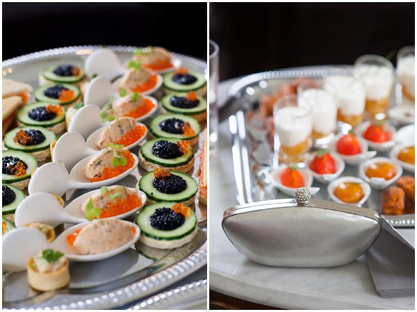 michelin wedding food
