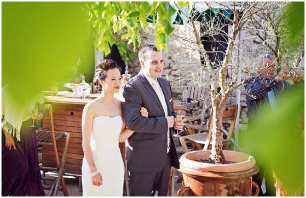 newlyweds france