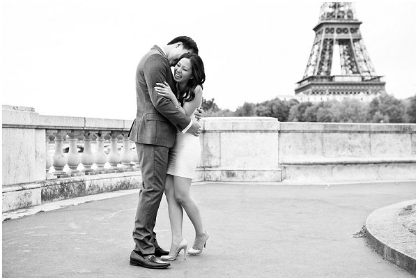 propose eiffel tower
