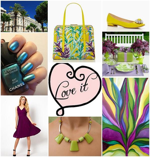 purple green loveits