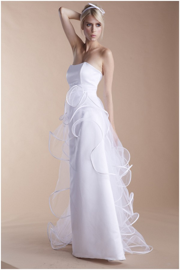 suzanne ermann chic wedding dress