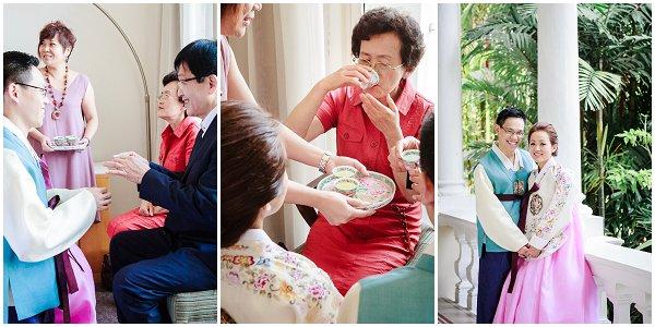 tea ceremony wedding