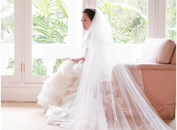 vera wang bride feature