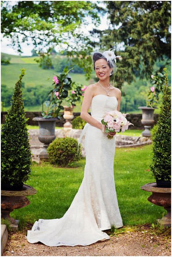 Rhone Alpes bride