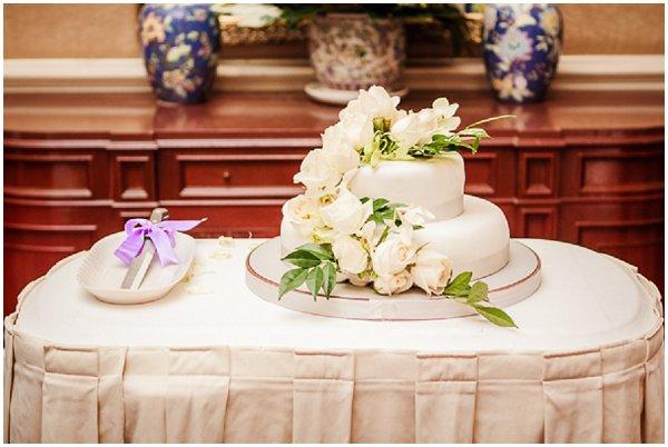 wedding cake kuala lumpur