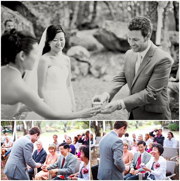 wedding ceremony corsica