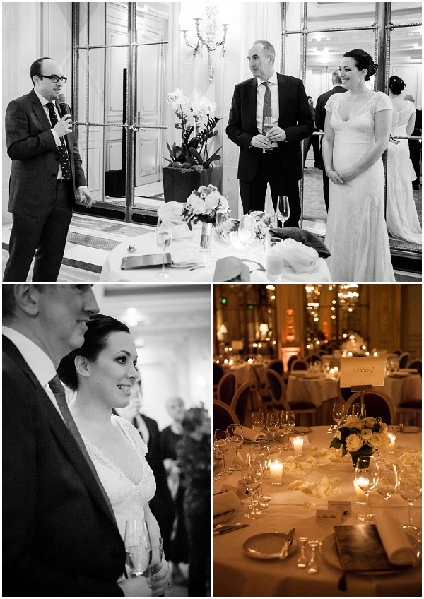 wedding le meurice paris