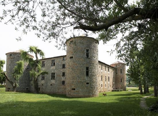 Chateau des Ducs de Joyeuses