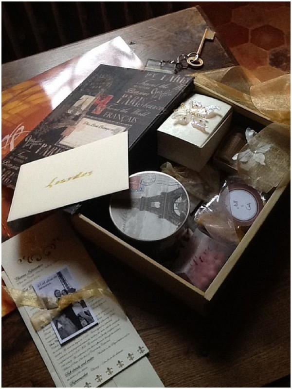 Guest Welcome Box