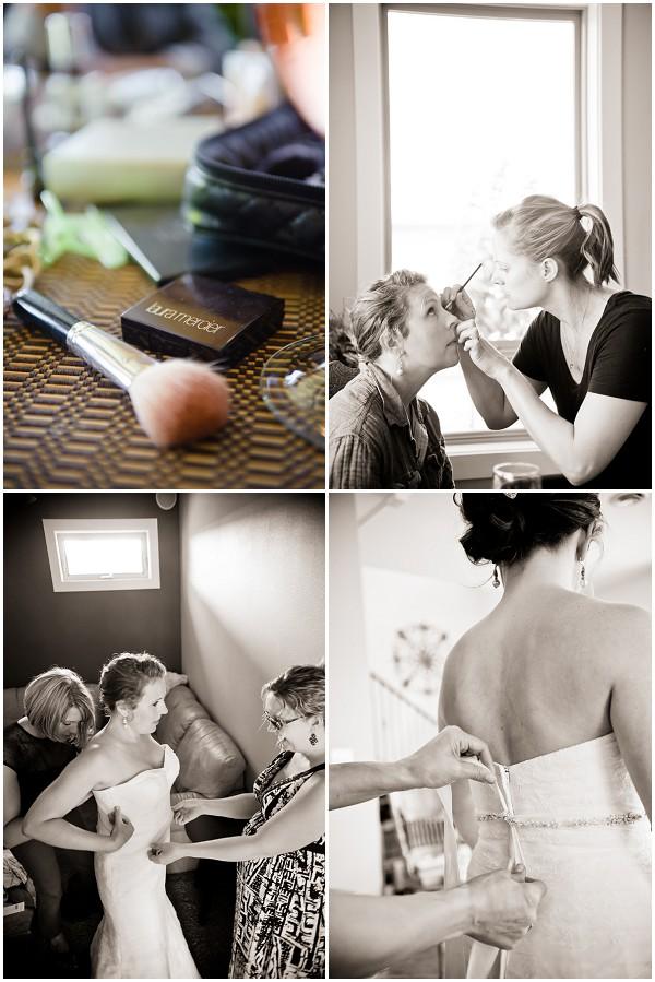 bridal hair washington state   Photography © Adna Photography on French Wedding Style Blog