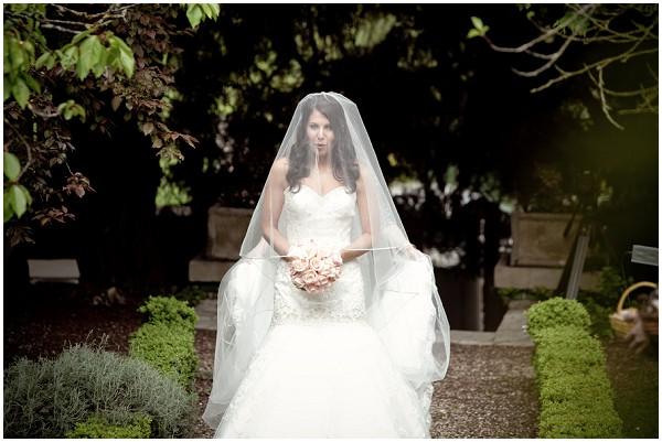 brides garden enterance