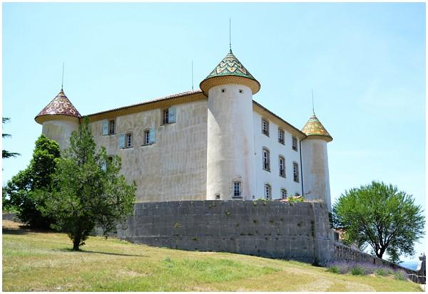 Chateau d'Aigines