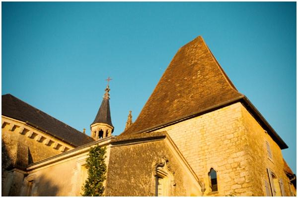 church spire france