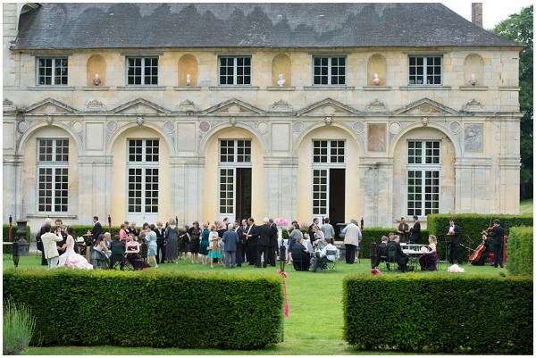 grand wedding venue france