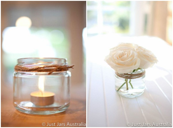 jam jar decorations