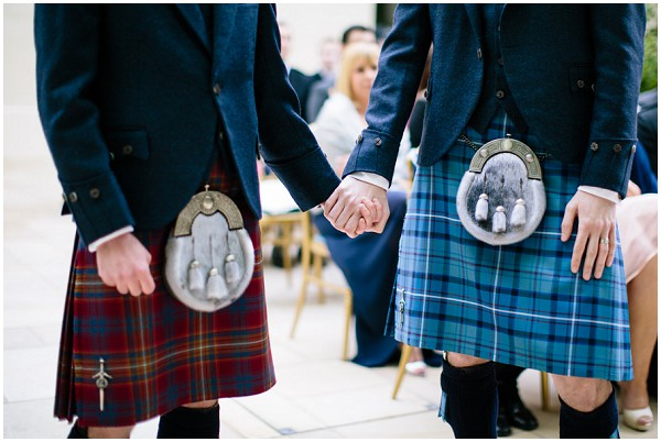 kilts get married