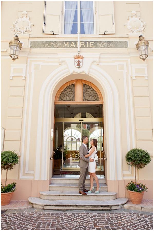 Mairie's office Monaco