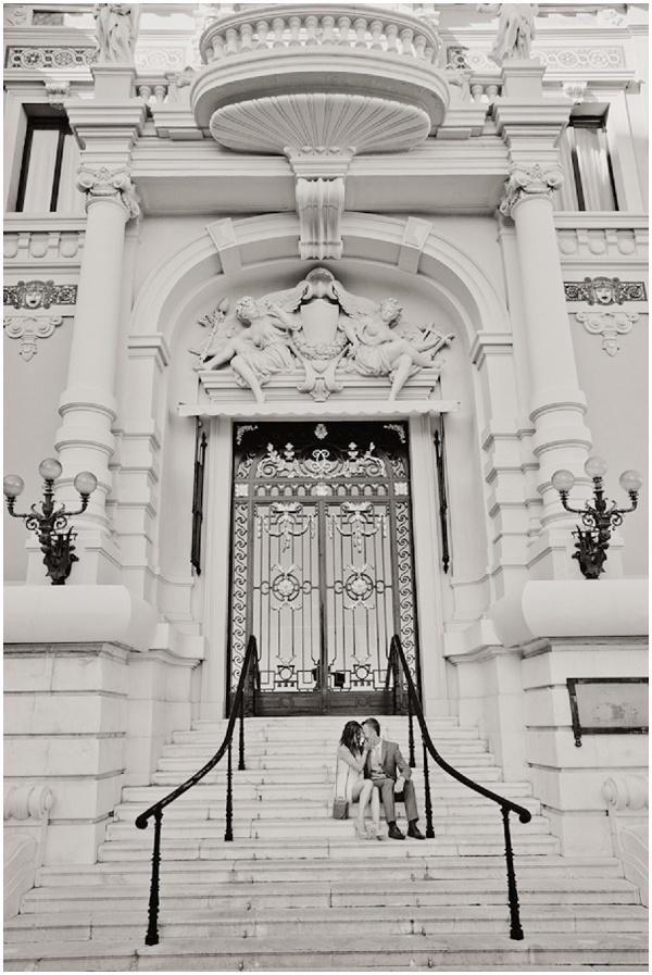 Couple photography Monaco