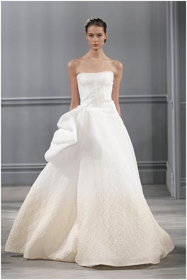 monique lhuillier bridal wear