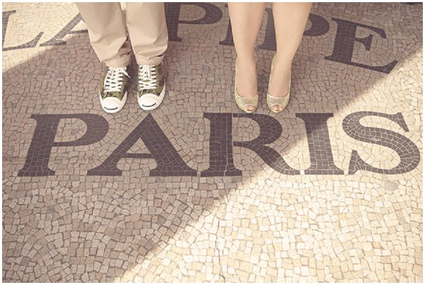 paris shoes