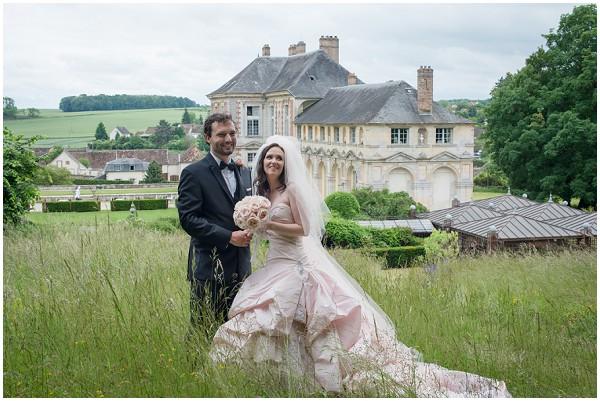 rustic french chateau wedding