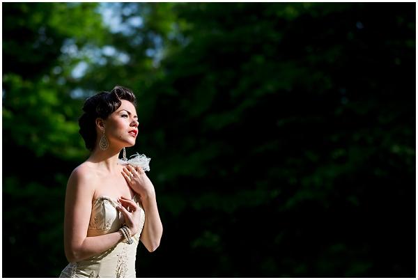 vintage bride inspiration