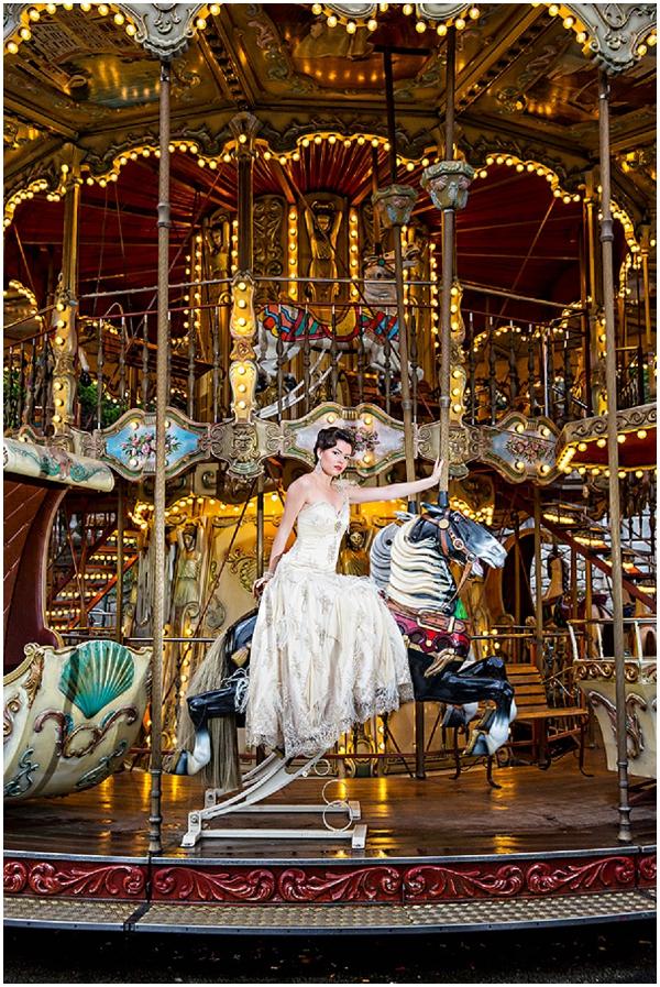 vintage carousel paris