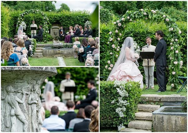 wedding french gardens