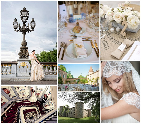 wedding in france inspiration