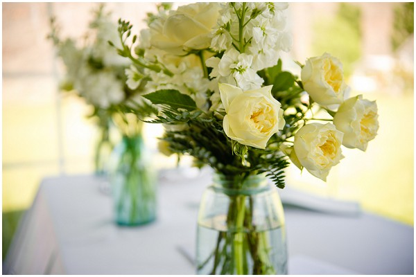 yellow flowers   Photography © Adna Photography on French Wedding Style Blog