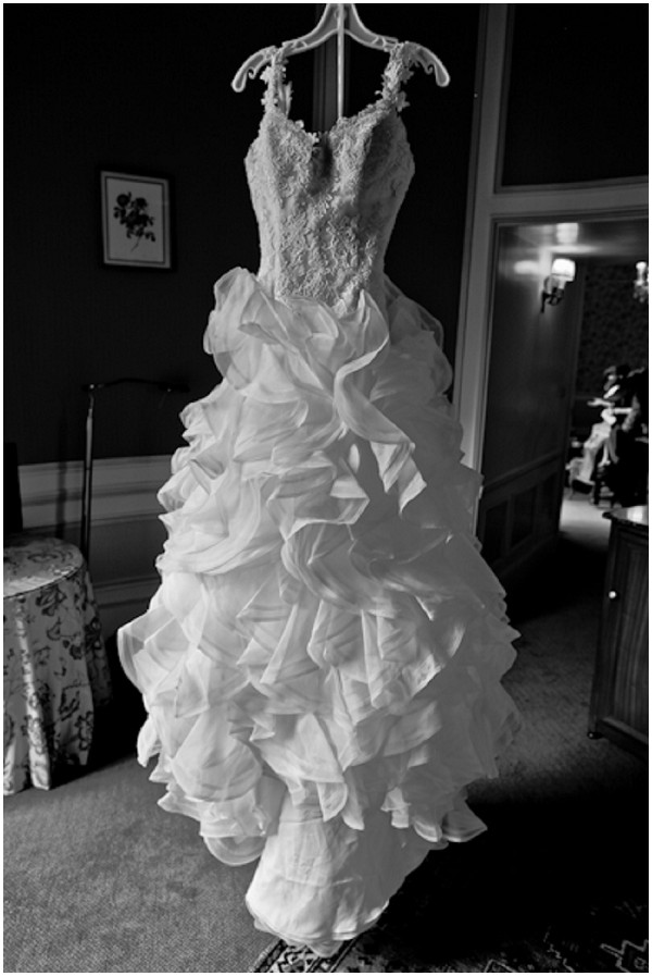 Bergdorf Goodman wedding dress