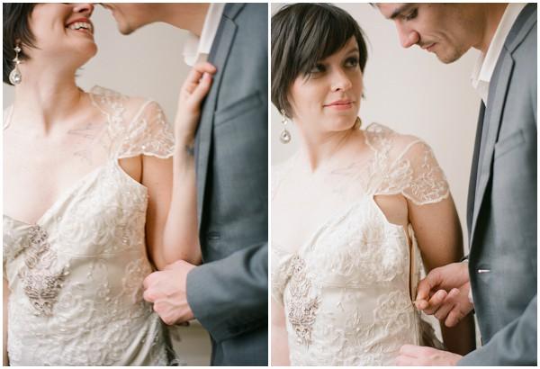 bridal prepartions